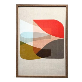 Duchamp Contemporary Abstract Print For Sale