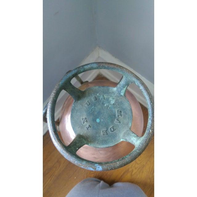"""Vintage """"Alert"""" Copper Fire Extinguisher - Image 3 of 5"""