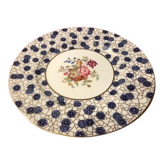 Vintage China Salad Plates - Set of 4 For Sale