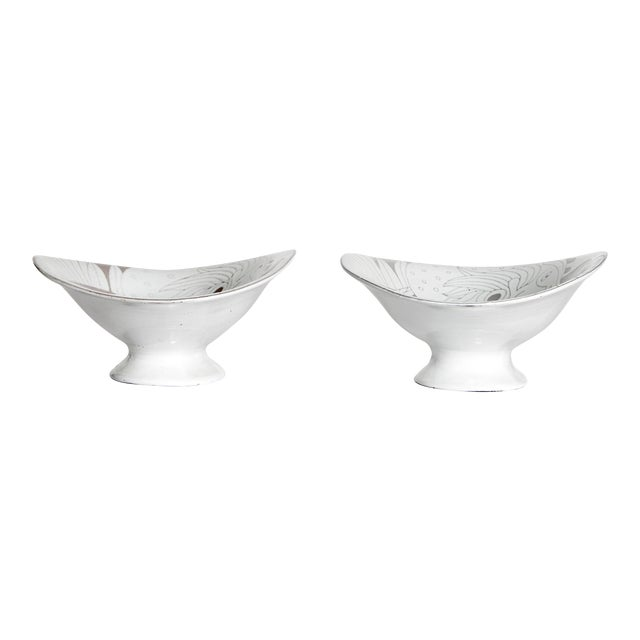Midcentury Bowl by Upsala-Ekeby - Image 1 of 11
