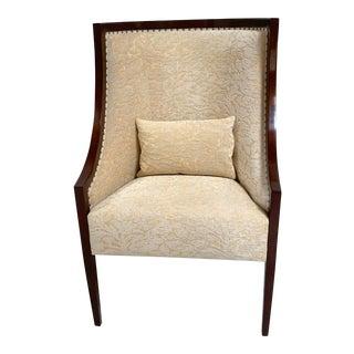 "Madeline Stuart ""Emma"" Lounge Chair For Sale"