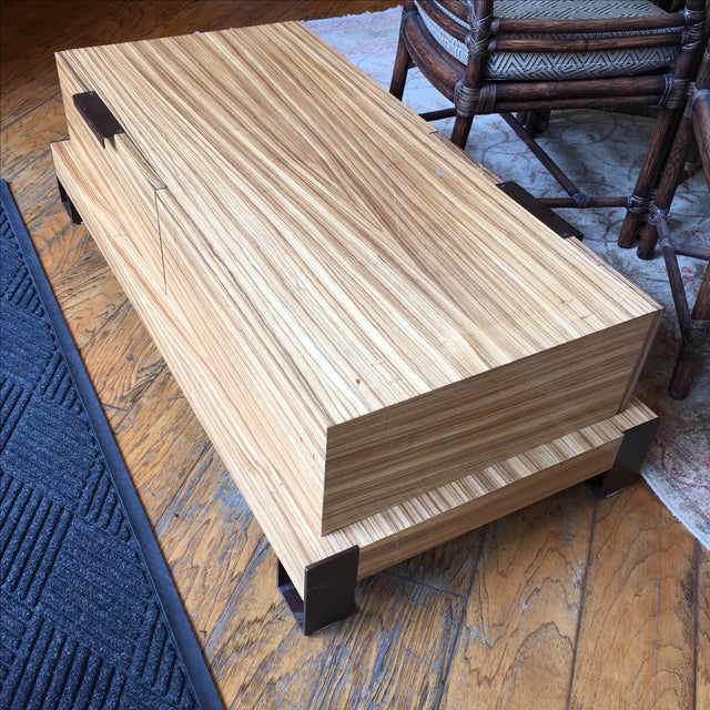 Antoine Proulx Coffee Table, 80 French Series - Image 5 of 9