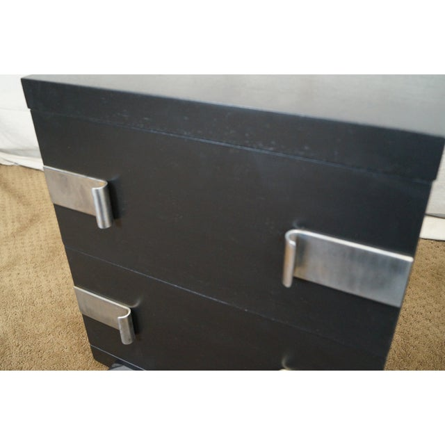 James Mont-Style Nightstands- A Pair - Image 10 of 10
