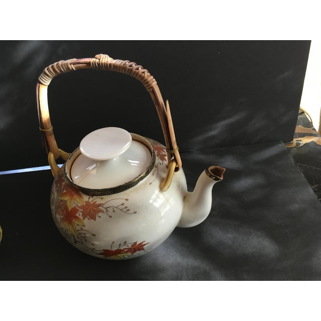 19th Century Japanese Tea Set - Image 3 of 4
