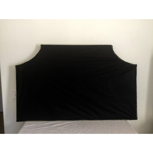 Queen Size Olive Green Headboard - Image 6 of 6
