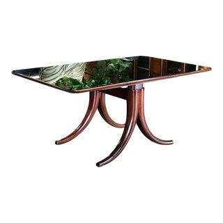 Mirror Coffee Table by Pietro Chiesa for Fontana Arte, 1950