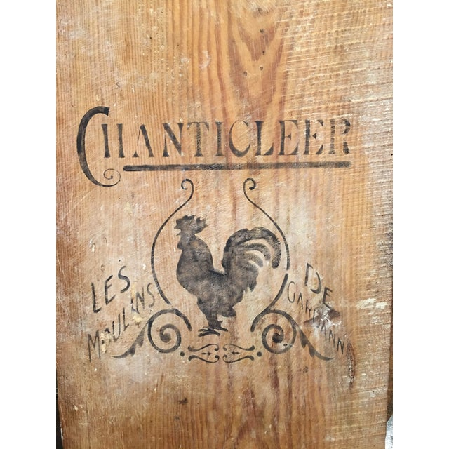 French Antique Rustic Bread Board For Sale - Image 3 of 11