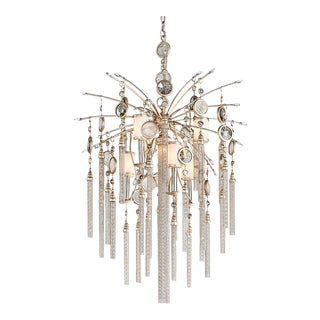 Bliss 6 Light Pendant Chandelier by Corbett