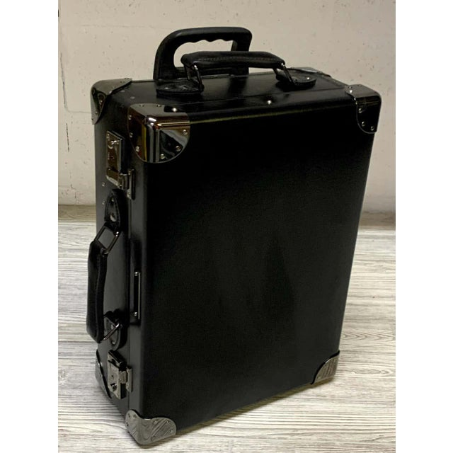 Early 21st Century Asprey Londoner Trolley Luggage For Sale - Image 5 of 12