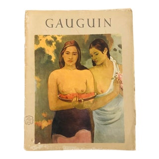 "1950's ""Gauguin"" First Edition Art Portfolio Book For Sale"