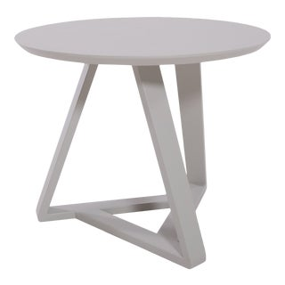 VIP Saloti Floyd Round Side Table For Sale