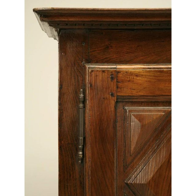 Antique French Louis XIII Style Armoire - Image 4 of 10