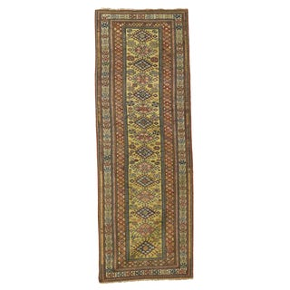 Caucasian Sumak Runner For Sale