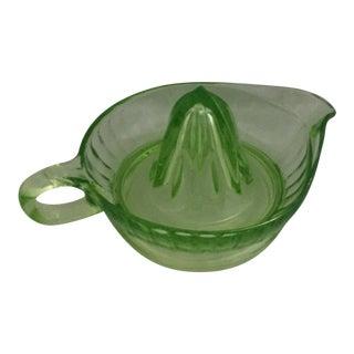 Green Heavy Vaseline Juicer For Sale