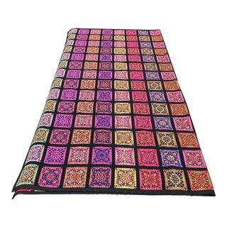 Vintage Bohemian Blanket