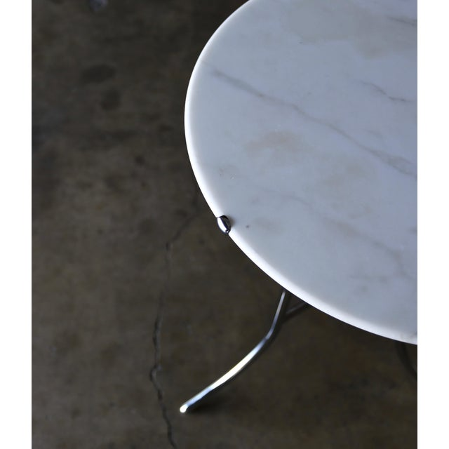 Mid-Century Modern 1975 Vintage Cedric Hartman Occasional Table For Sale - Image 3 of 7