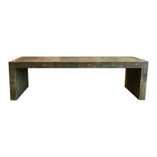 Shagreen Coffee Table From Campion Platt Collection For Sale