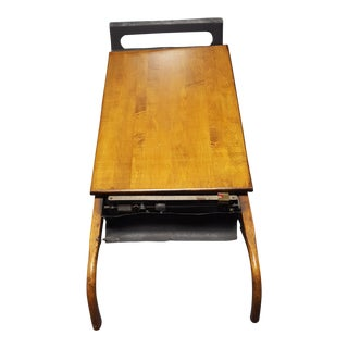 Industrial Dolly Coffee Table For Sale