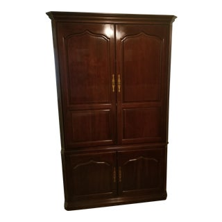 Thomasville Collectors Cherry Entertainment Center