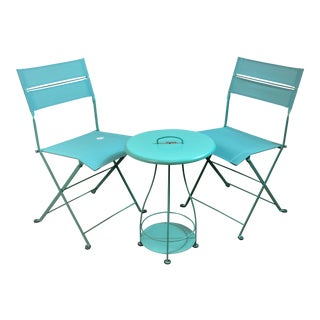 Fermob Latitude Chairs- Set of 3 For Sale