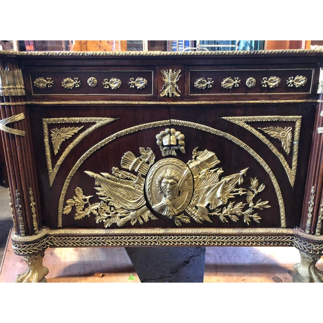 French Revolution Louis XVI Sideboard For Sale - Image 9 of 12
