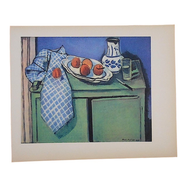 Vintage Matisse Lithograph - Image 1 of 3