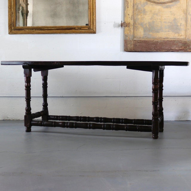 19th Century Italian Console For Sale In West Palm - Image 6 of 6