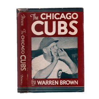 "1946 ""The Chicago Cubs"" Collectible Book For Sale"
