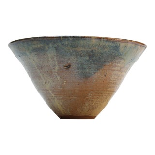 Vintage Studio Pottery Ceramic Bowl For Sale