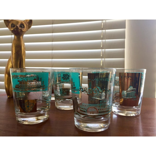 1968 Libbey Riverboat Old-Fashioned Glasses - Set of 6 - Image 3 of 6