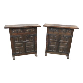 Nettle Creek End Tables - A Pair