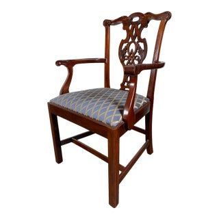 Barker Historic Charleston Collection Dining Chair For Sale