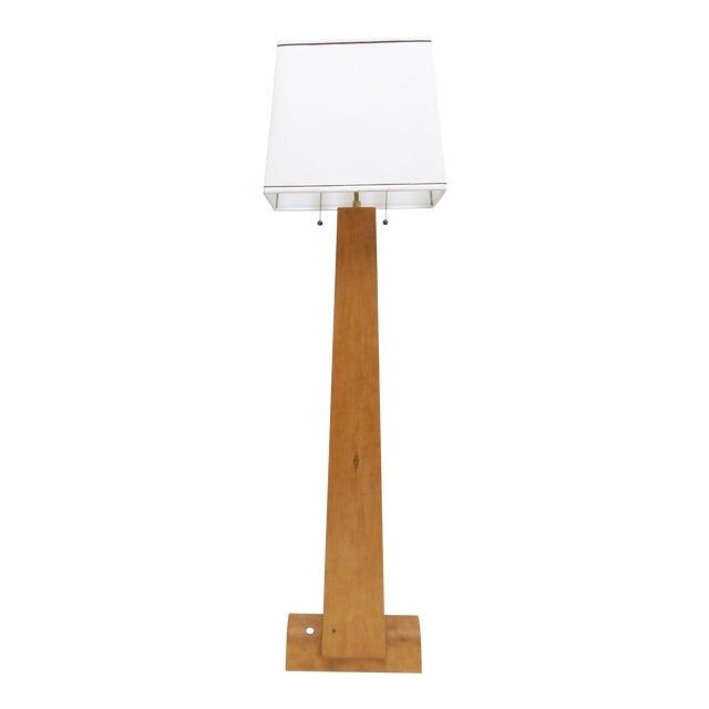 Martin & Brockett Notch Floor Lamp - Image 1 of 5