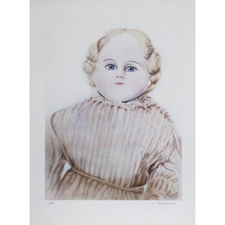Robert Anderson, Doll, Lithograph For Sale
