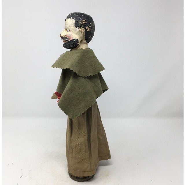 We found this wonderful 19th century French marionette in Rouen France. The puppet, and its art form, have been a mainstay...