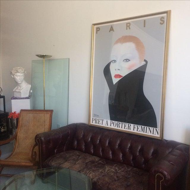 """""""Pret a Porter Feminin"""" Framed Poster - Image 2 of 3"""