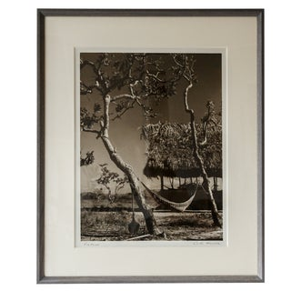 "Carlos Herrera ""Hammock"" Framed Photograph For Sale"