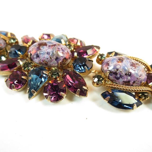 DeLizza & Elster Juliana Easter Egg Bracelet 1960s For Sale - Image 11 of 13