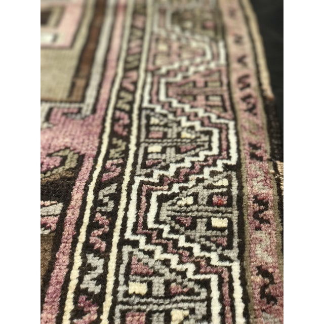 """Bellwether Rugs Distressed Look Vintage Turkish Oushak - 2'11""""x4'7"""" - Image 10 of 11"""