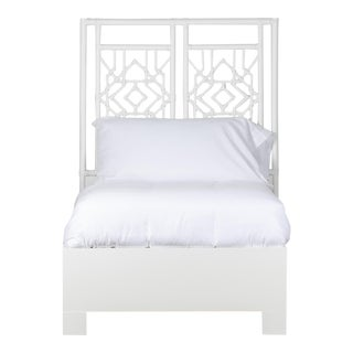 Tulum Bed Twin - White For Sale