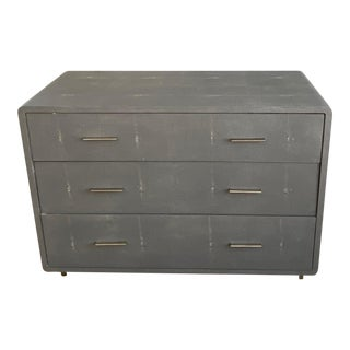 Interlude Home Calypso Three Drawer Chest For Sale