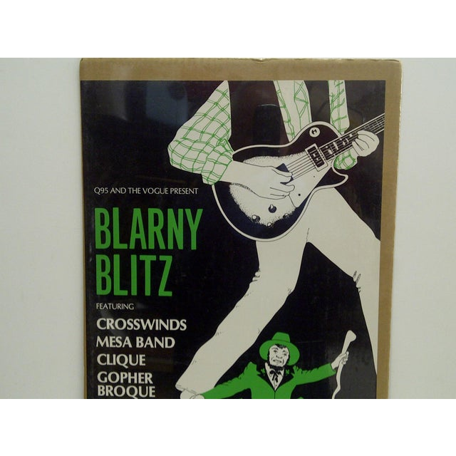 American 'Blarny Blitz: St. Patrick's Day' Concert Series Poster For Sale - Image 3 of 4