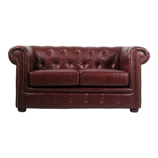 Pasargad DC Chesterfield Loveseat For Sale
