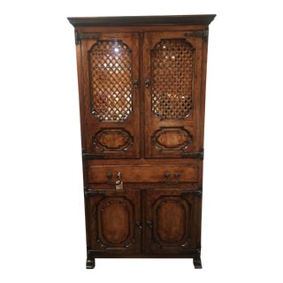 Traditional Sarried Marbella Cabinet For Sale