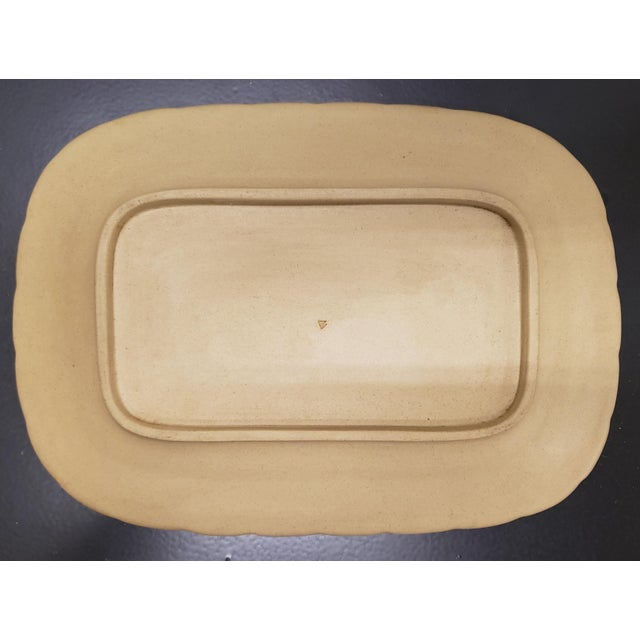 Early to Mid 19th Century English Wedgwood Caneware Game Pie Dish With Underplate - 2 Pieces For Sale - Image 12 of 13