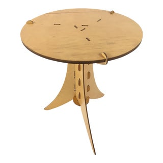 David Kawecki Puzzle Table