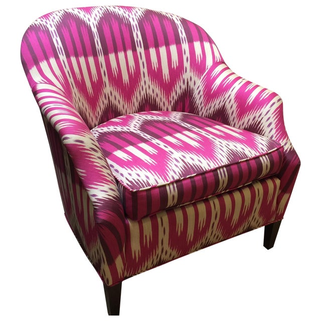 Schumacher Chairs - A Pair - Image 2 of 5