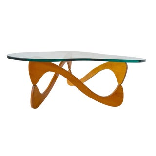 José Zanine Caldas Center Table Brazilian Mid Century Modern For Sale
