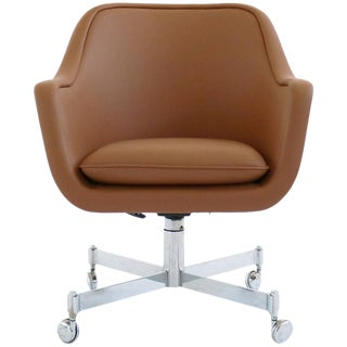 Ward Bennett Desk Chair For Sale