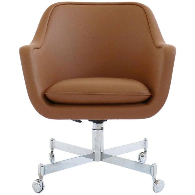 Ward Bennett Desk Chair For Sale